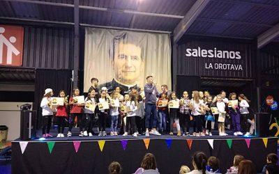 Fiesta joven en honor a don Bosco